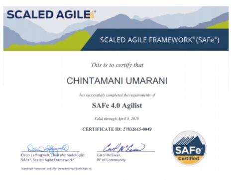 How to pass Leading SAFe 4 0 Exam ? | Umarani